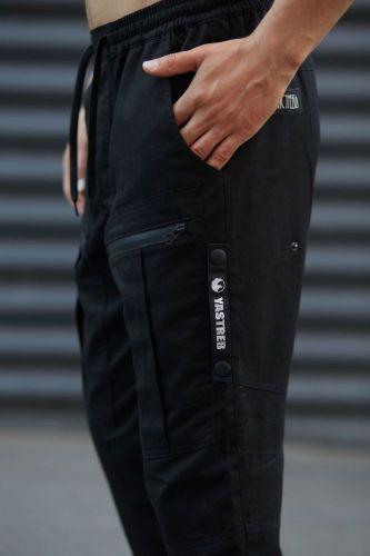 Штаны Straight (Лето) Черный