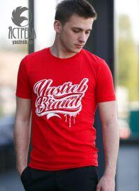 "Футболка ""Yastreb Brand"" Красный"
