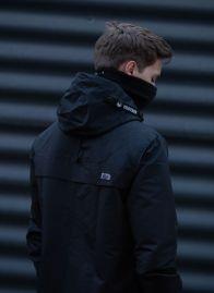 "Парка ""Hawk jacket"" Черная"