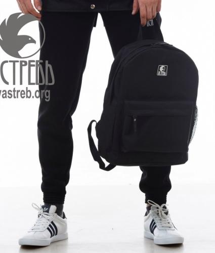 Рюкзак (Однотонный) Черный