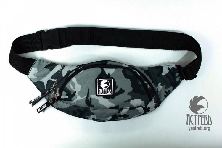"""Поясная сумка """"Ястребь"""" - Double pack Цвет № 11"""